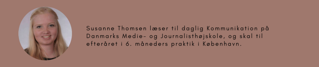 Susanne Thomasen, skribent