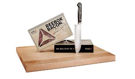 Rebook bacon