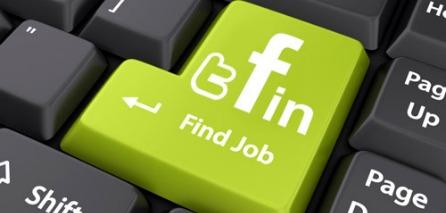Job sociale medier