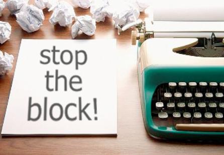 Skriveblokade