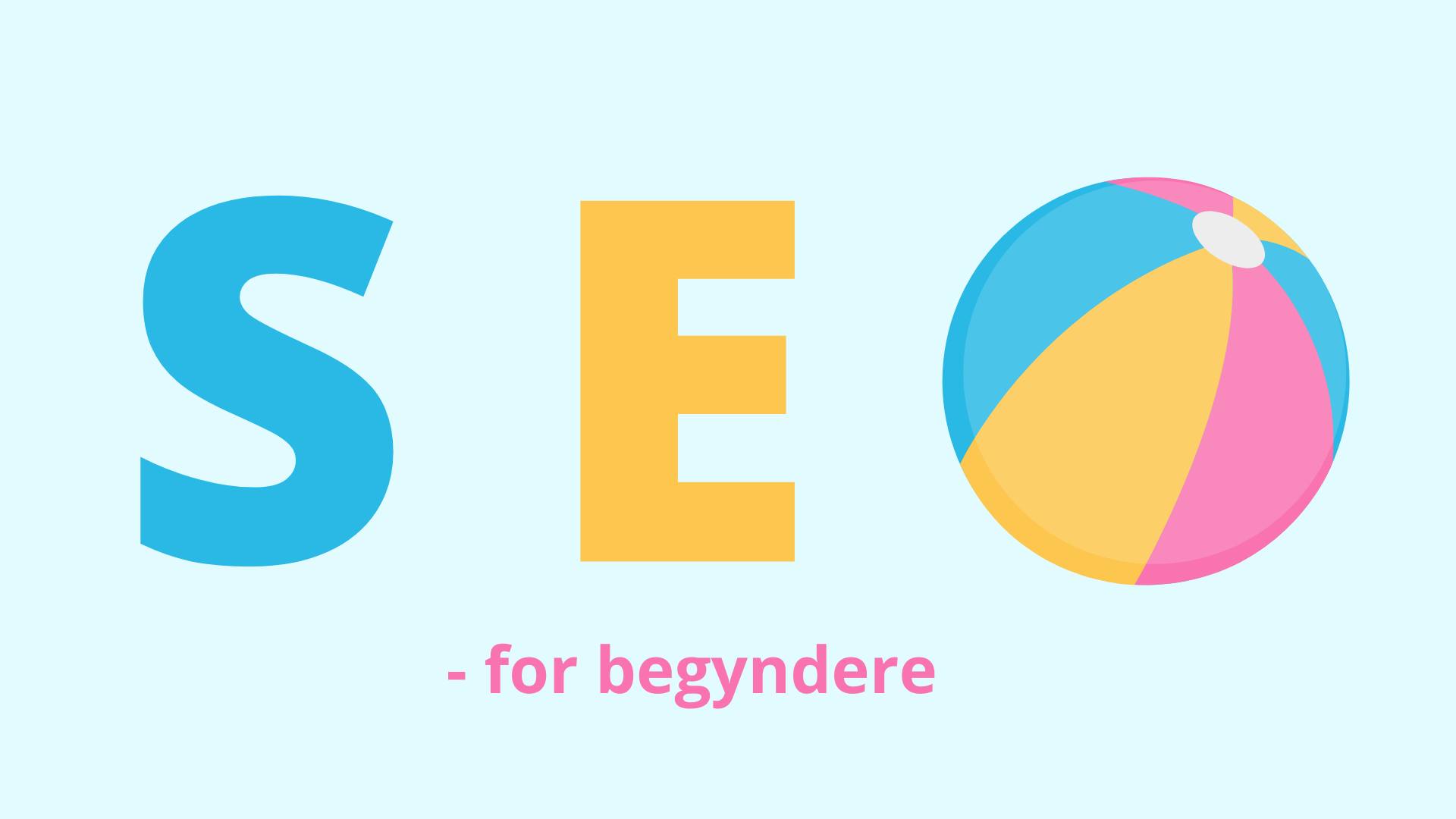 SEO for begyndere